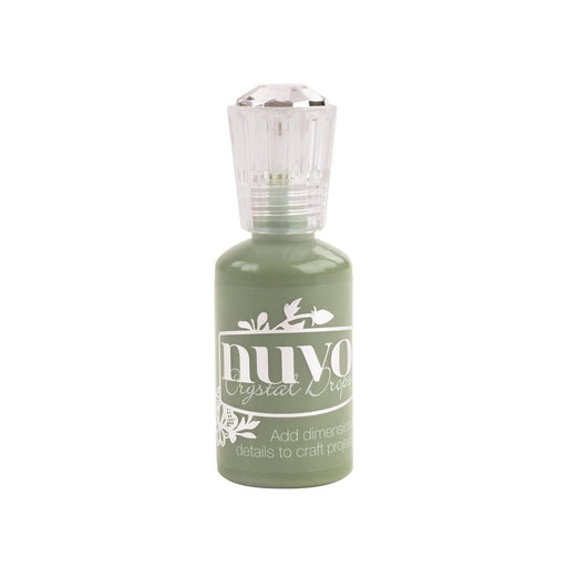 Nuvo - Crystal Drops - Olive Branch - 688n - tonicstudios