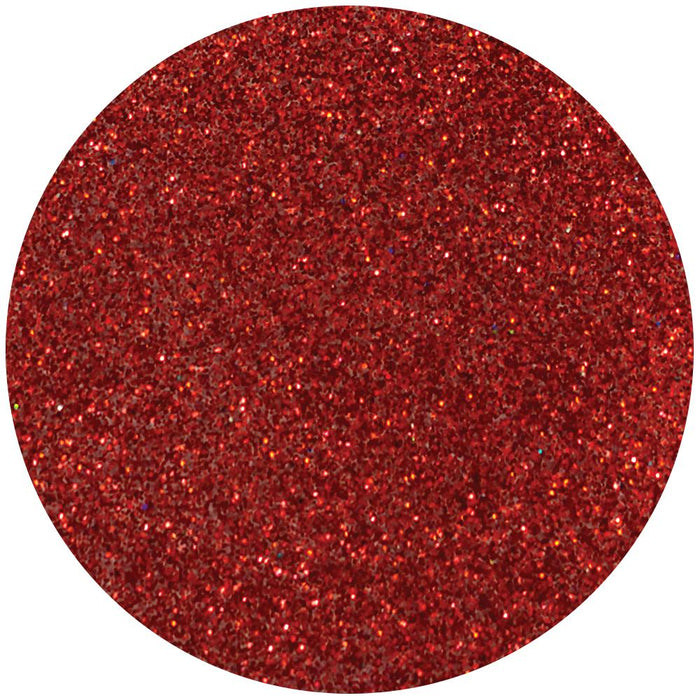 Nuvo - Pure Sheen Glitter - Scarlet Red - 716n - tonicstudios