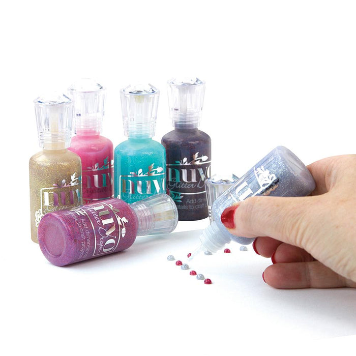 Nuvo - Glitter Drops - Ruby Slippers - 752n - tonicstudios