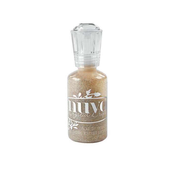 Nuvo - Glitter Drops - Honey Gold - 762n - tonicstudios