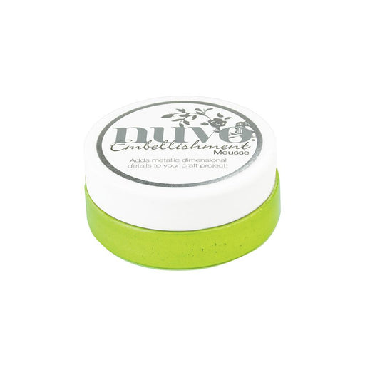 Nuvo - Embellishment Mousse - Citrus Green - 823n - tonicstudios