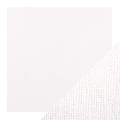 "Craft Perfect - Classic Card - Bright White - Weave Textured - 12"" x 12"" (5/Pk) - 9137e - tonicstudios"