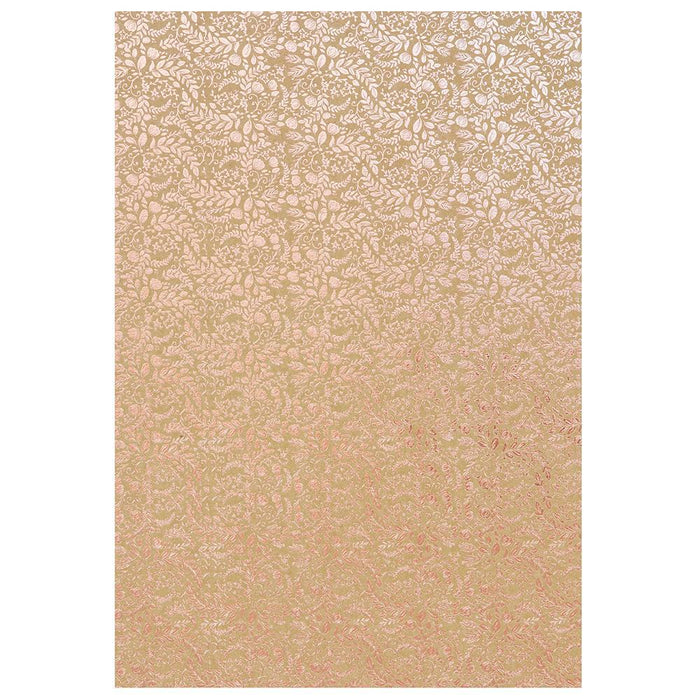 Craft Perfect - Rustic Rose - Card & Paper Bundle - 404B