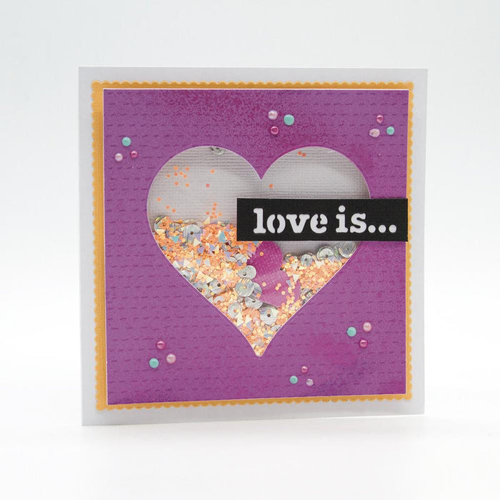 Craft Perfect - 6x6 Card Packs - Dream In Color - tonicstudios
