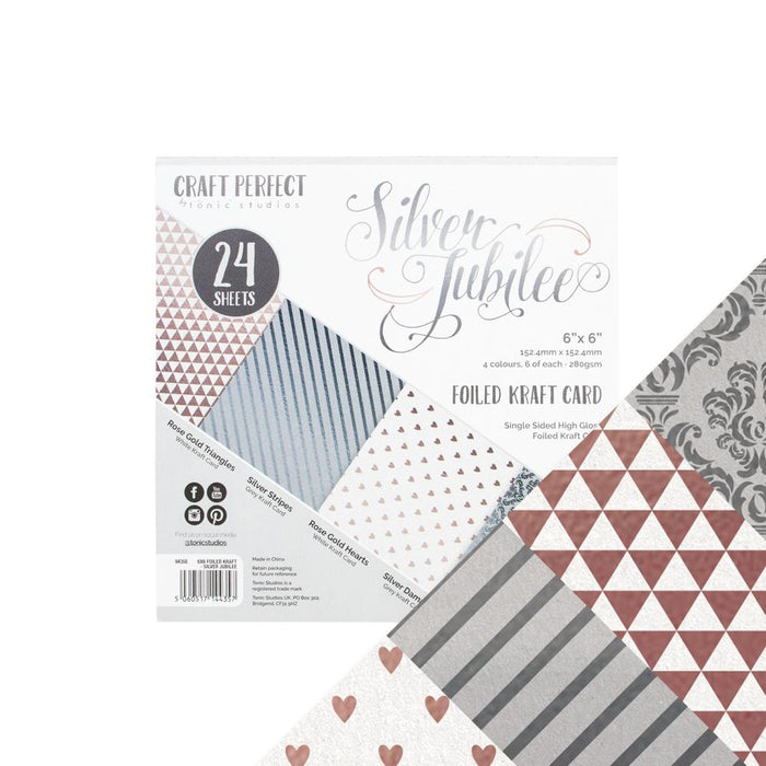 Craft Perfect - 6x6 Card Pack Bundle - USBLK-4