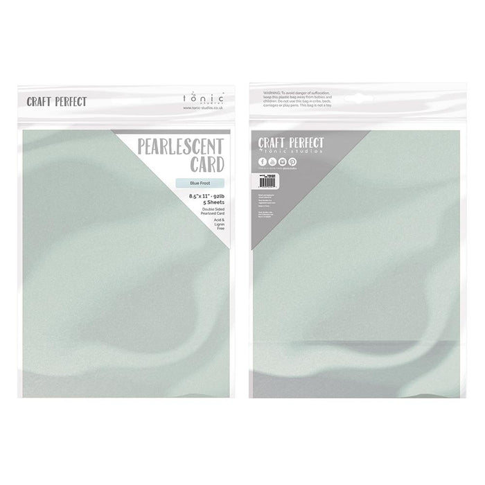 Craft Perfect - Pearlescent Card Bundle - USB576