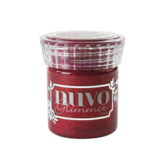 Nuvo - Glimmer Paste - Garnet Red - 954n - tonicstudios