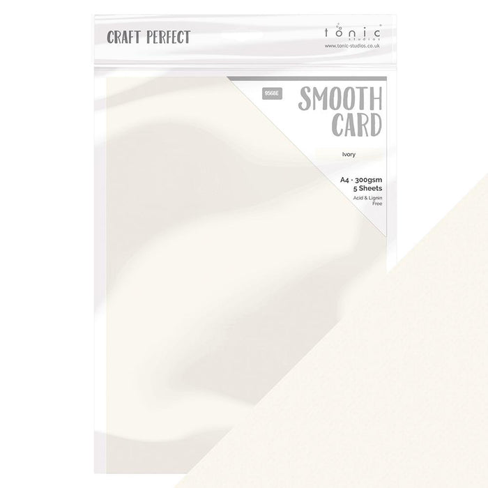 Craft Perfect - 300gsm Smooth Card Bundle - USB452