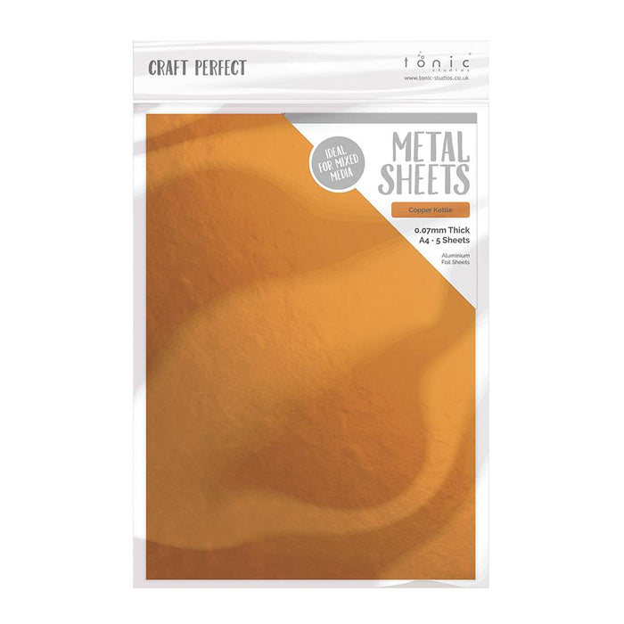 Craft Perfect - Metal Sheets Bundle - USB526