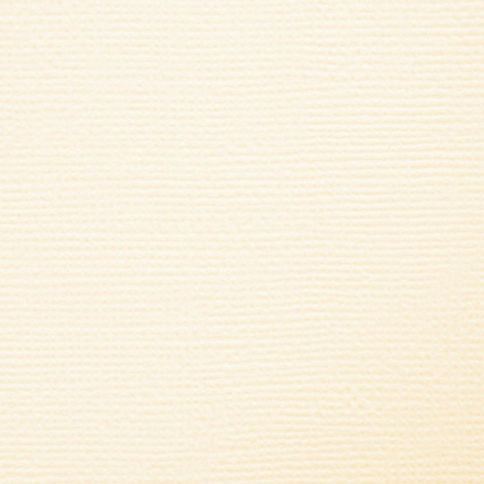 "Craft Perfect - Classic Card - Ivory White - Weave Textured - 8.5"" x 11"" (10/PK) - 9615e - tonicstudios"