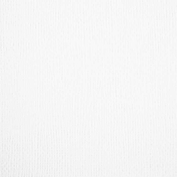 "Craft Perfect - Classic Card - Bright White - Weave Textured - 8.5"" x 11"" (10/PK) - 9616e - tonicstudios"