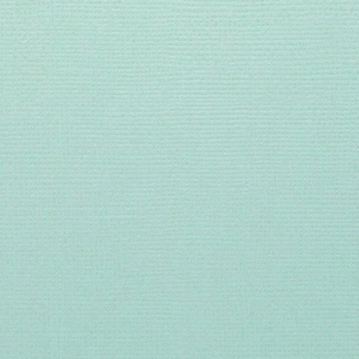 "Craft Perfect - Classic Card - Arctic Blue - Weave Textured - 8.5"" x 11"" (10/PK) - tonicstudios"
