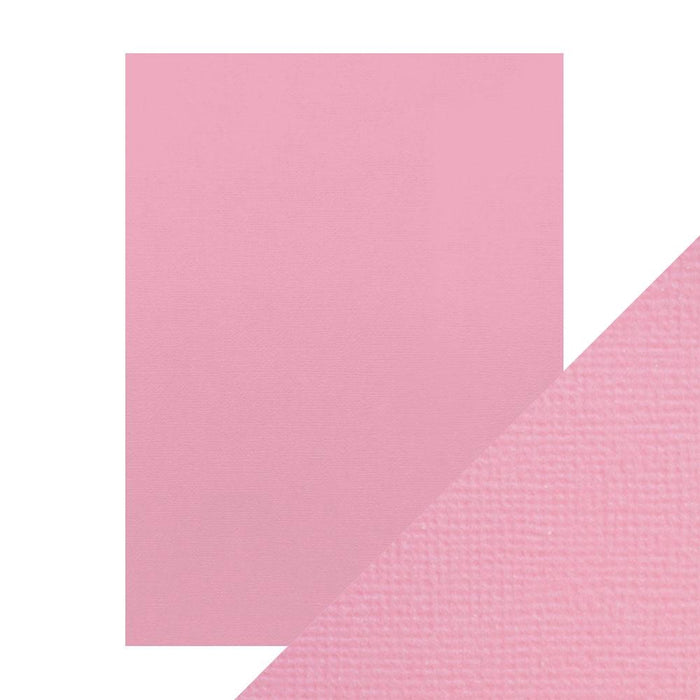 "Craft Perfect - Classic Card - Blossom Pink - Weave Textured - 8.5"" x 11"" (10/PK) - 9666e - tonicstudios"