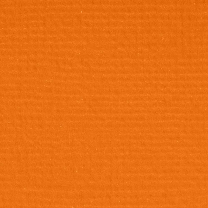 "Craft Perfect - Classic Card - Clementine Orange - Weave Textured - 8.5"" x 11"" (10/PK) - tonicstudios"