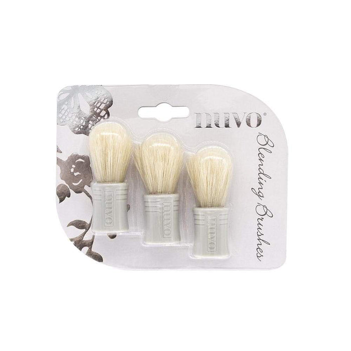 Nuvo - Blending Brush - 3 Pack - 970n - tonicstudios