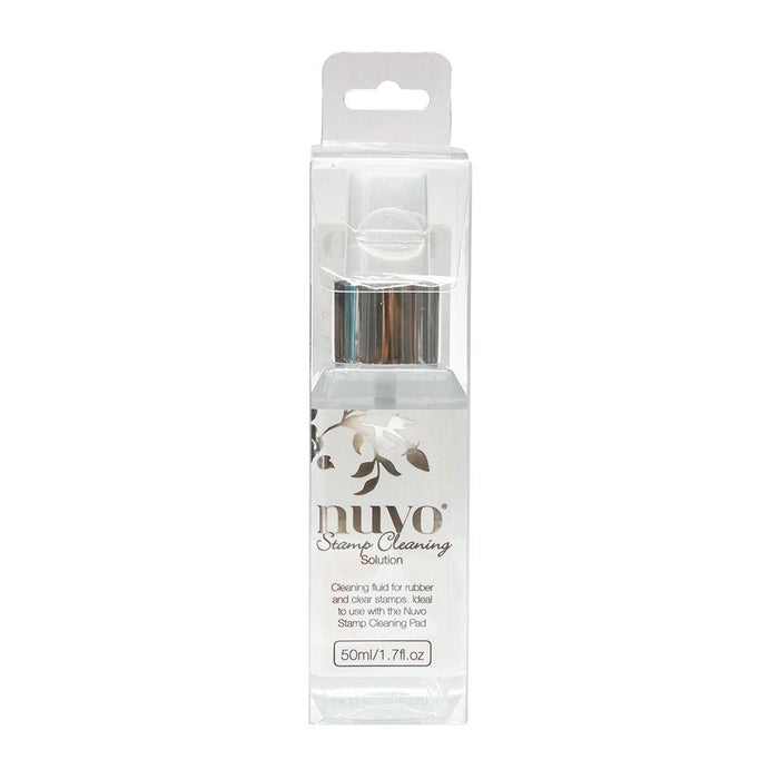 Nuvo - Stamp Cleaning Solution - 974n - tonicstudios