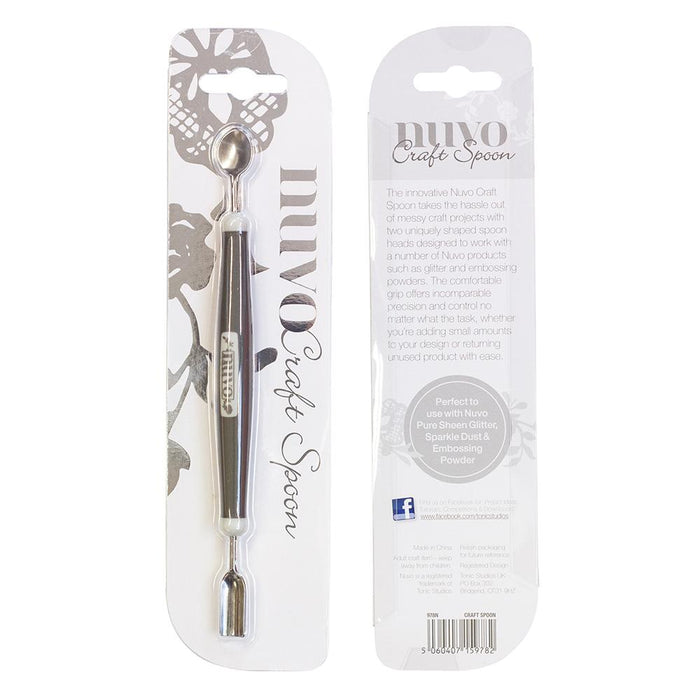 Nuvo - Tools - Craft Spoon - 978N - tonicstudios