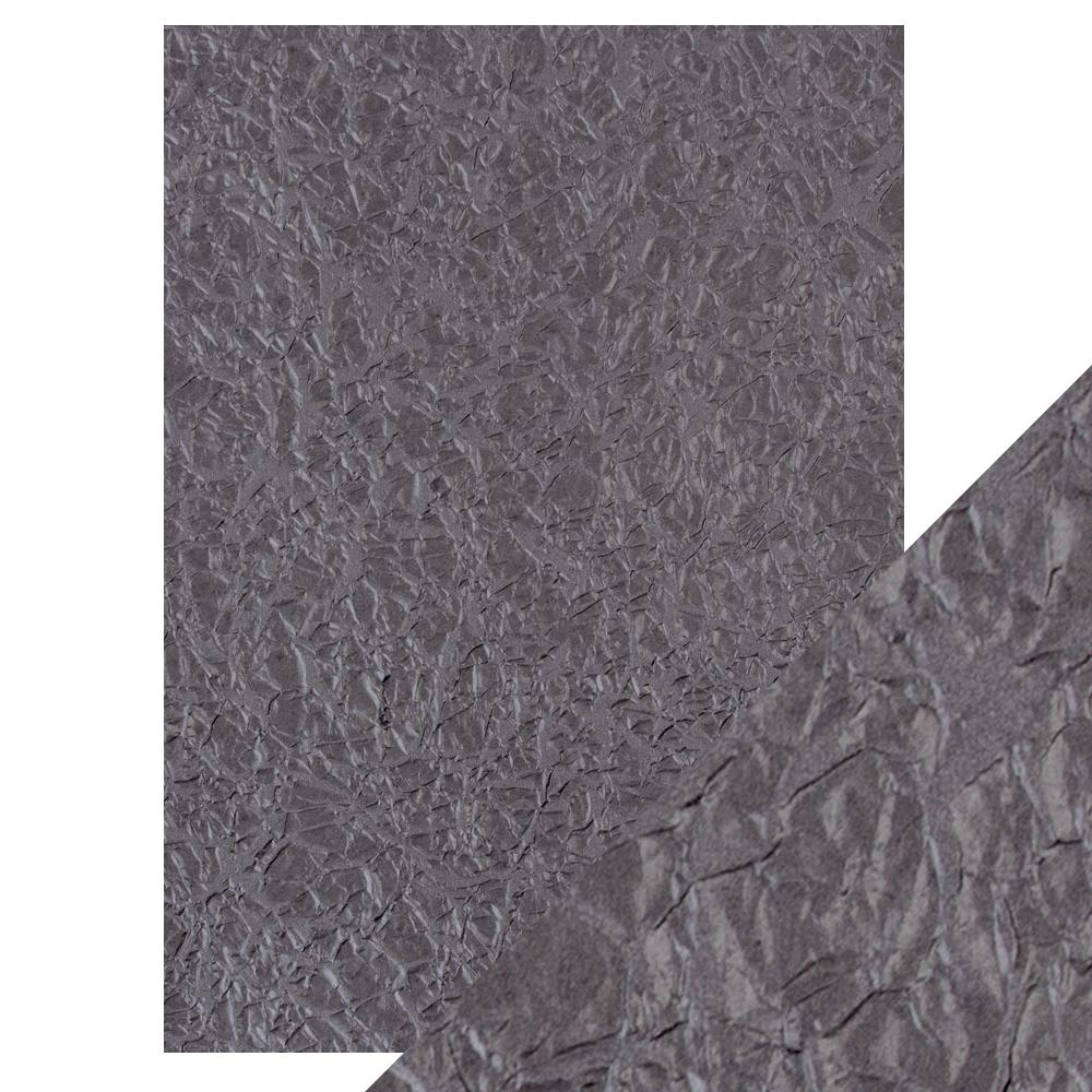 Craft Perfect Crushed Metal - Hand Crafted Embossed Cotton Paper- A4 ...