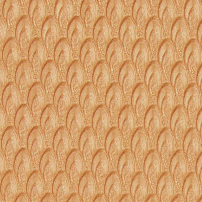 Craft Perfect - Hand Crafted Cotton Paper - Golden Scales A4 - A4(5/PK) - tonicstudios
