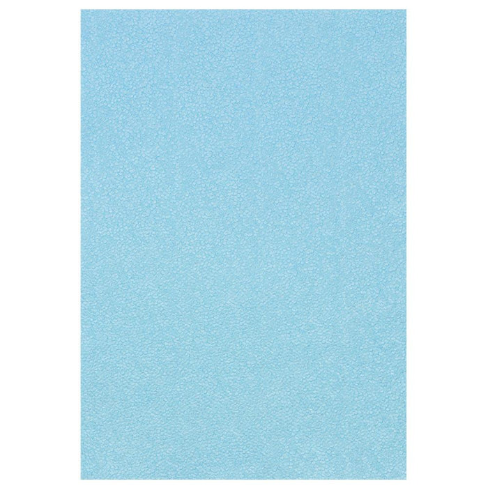 Craft Perfect - Speciality Card - Hand Crafted Cotton A4 - Arctic Ice (5/PK) - 9889e