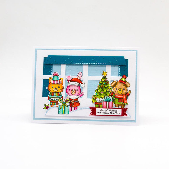 Santa's Stamp Collection - Tonic Studios