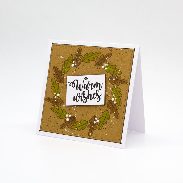 Warm Wishes Stamps - Tonic Studios
