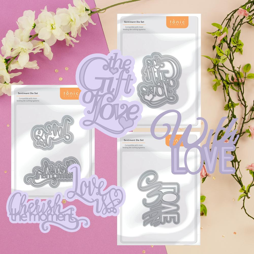 Tonic Studios - Mothers Day Die Set Bundle - USB611