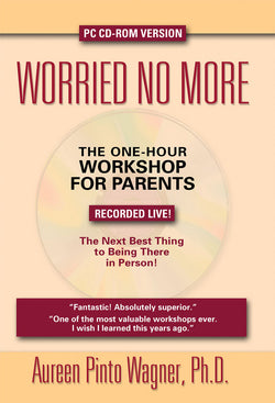 This CD-ROM by Dr. Aureen Pinto Wagner is ideal for parents who want to understand anxiety in children and symptoms of obsessive compulsive disorder (OCD). Dr. Wagner discusses treatment for OCD in children, such as cognitive behavioral therapy (CBT).