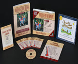 For school professionals. Ideal set of OCD books and CD-ROM dealing with symptoms of obsessive compulsive disorder (OCD) in children and anxiety in children, and their treatment. Dr. Aureen Pinto Wagner provides OCD training for professionals in the form of cognitive behavioral therapy (CBT) training.