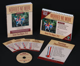An OCD book and CD-ROM set describing the symptoms of anxiety in children and the treatment of anxiety using cognitive behavioral therapy (CBT). It will provide help with dealing with and controlling anxiety disorders in children and teenagers.