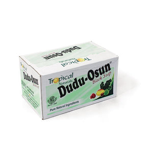 Case of 48 Dudu-Osun Black Soap - B&R African Styles