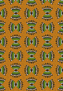Ankara Wax Print Fabric