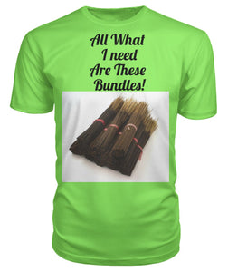 Incense Lovers T- shirts - B&R African Styles