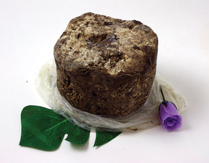 4 Pounds Natural Black Soap - B&R African Styles