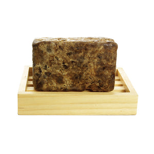 5 oz 100% Natural Black Soap - B&R African Styles