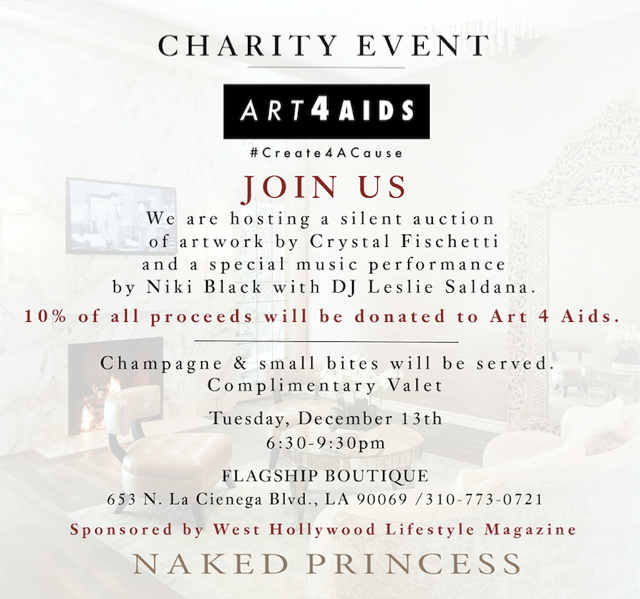 ART 4 AIDS EVENT