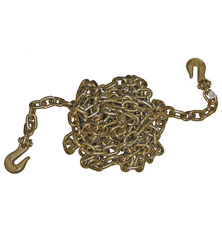 "3/8"" Grade 70 Chain Assemblies with Clevis Hooks"
