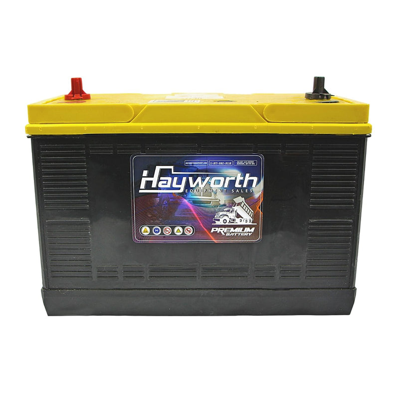 1000cc Stud Mount Heavy Duty Battery