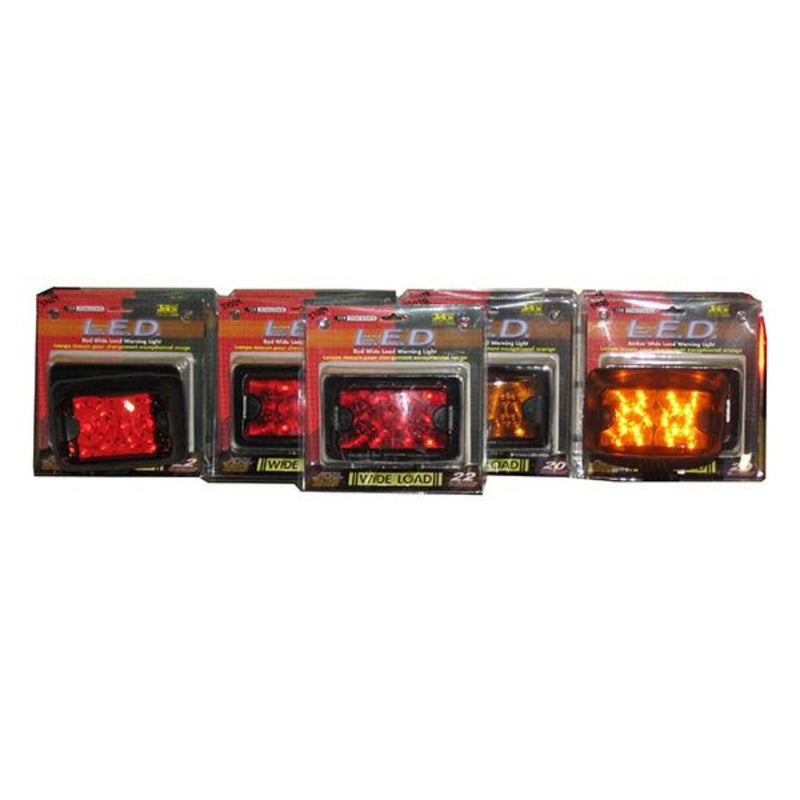 Wide Load Magnetic Lights