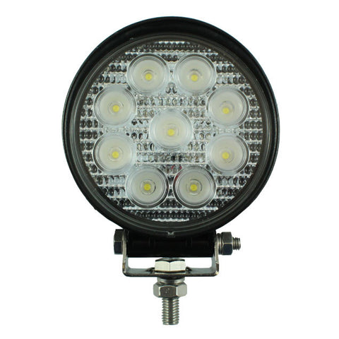 927R Round Work Light