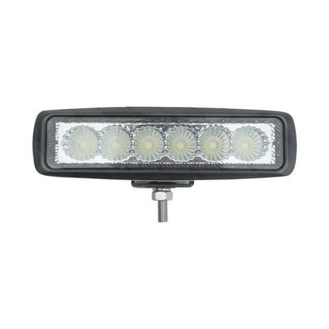 Straight Six LED Work Light