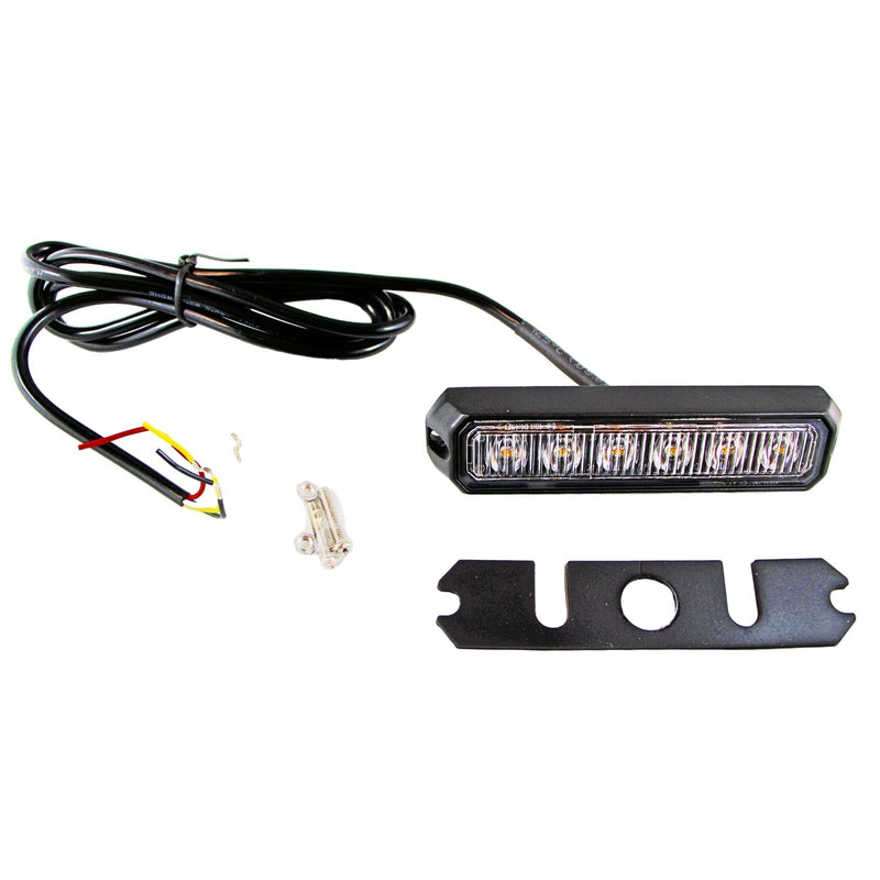 5-in Low Profile Strobe Light