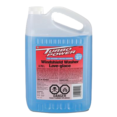 -40°C Windshield Washer Fluid