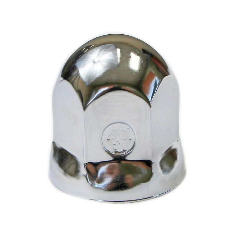 "1.5"" Chrome Nut Covers - Standard Style"