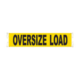 "Wide/Oversized Load Vinyl Banner - 18"" x 84"""