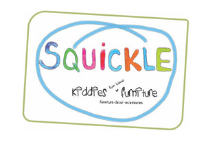 Squickle, Kiddies fun time furniture decor and accessories