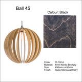 Ball Shaped pendant lights