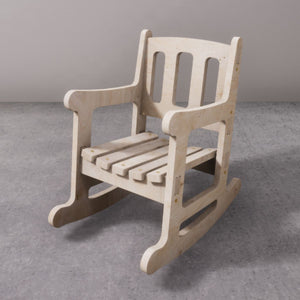 Kiddies rocking chair