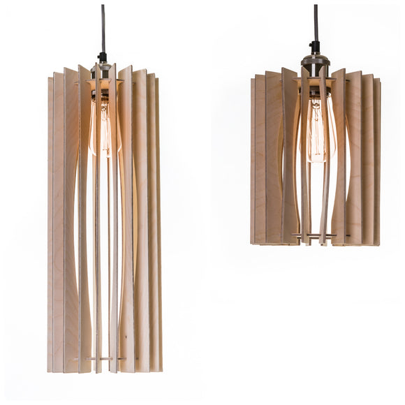 Chime pendant light