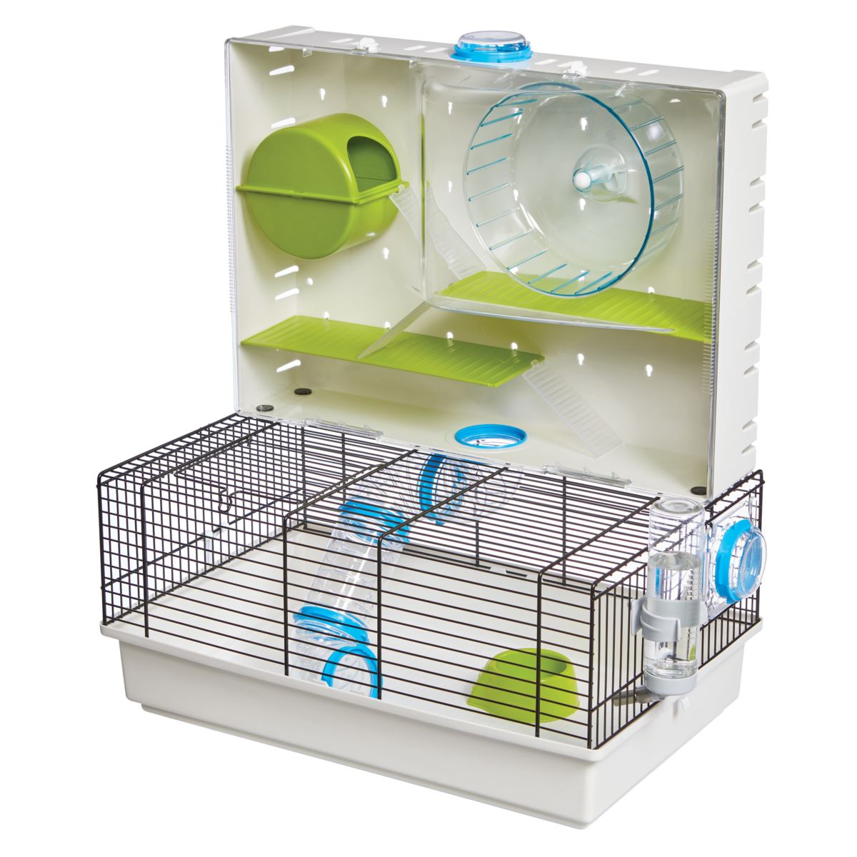 MidWest Pets Critterville Arcade Hamster Cage